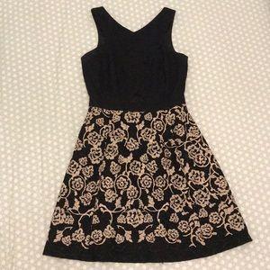 short dress from Gianni Bini